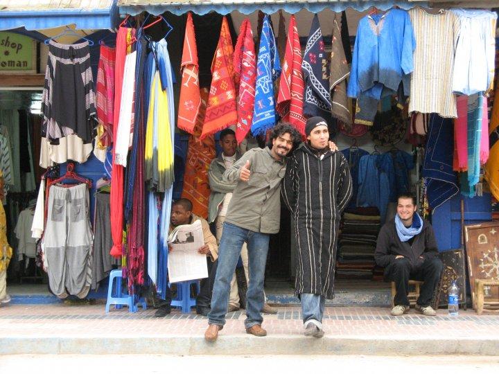 kelione Maroke