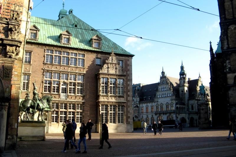 Kelione i Bremena