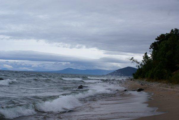 sibiras baikalo ežeras
