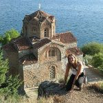 Miraculously beautiful Ohrid Lake and surrounding region