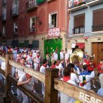 San Fermines festival in Pamplona: bullfighting and brutality, drink and song, joy and excitement