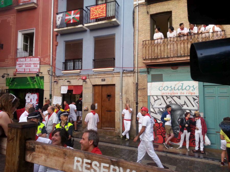 San Fermin festival, Spain