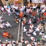 Fiesta in Pamplona: the fierce and colorful San Fermin festival