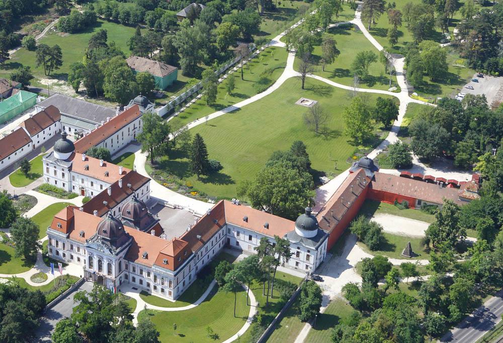The Grassalkovich Castle